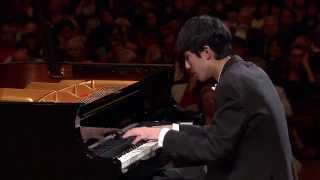 Eric Lu – Prelude in G sharp minor Op. 28 No. 12 (third stage)