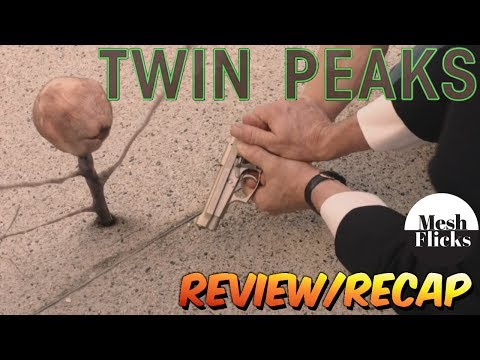 Twin Peaks | Season 3 | Episode 7 Recap/Review!!