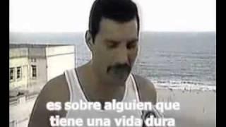 Freddie Mercury y Gloria Maria Sub Español