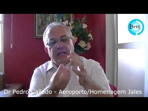 Jales - Dr Pedro Callado, aeroporto de Jales (regularização)