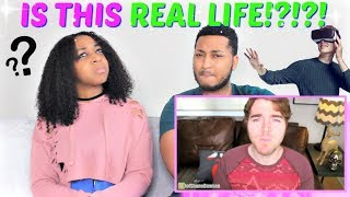 In today's Episode of Couples Reacts we react to ARE WE A SIMULATION? - CONSPIRACY THEORY and this video really has us thinking about our existence Original ...