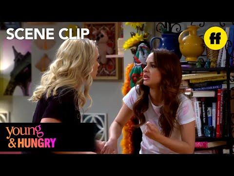 Young & Hungry | Season 3, Episode 7: Banana! | Freeform