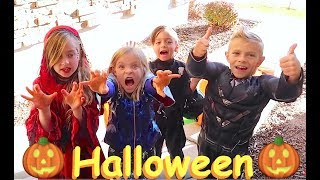 Video 🎃Kids EXCITED for HALLOWEEN CANDY!🍭🍫 MP3, 3GP, MP4, WEBM, AVI, FLV Juli 2018