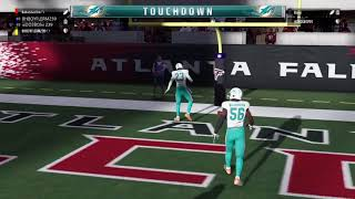 Madden 18 3v3 Highlights!! Xbox one was on live stream! Loving this 3v3!
