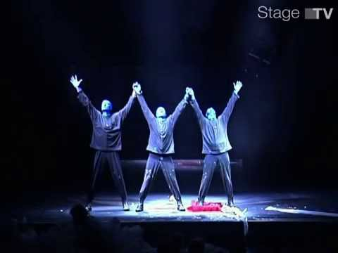 Blue Man Group - Die Show-Sensation