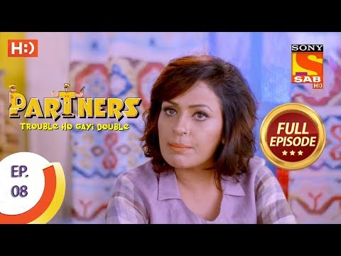 Partners Trouble Ho Gayi Double - Ep 08 - Full Episode - 7th December, 2017