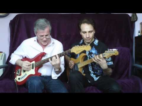 Six-String Steve - Start Me Up (Rolling Stones)