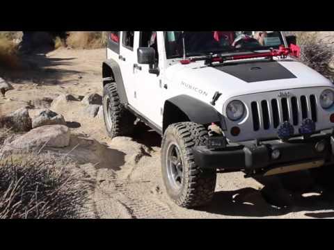 Pinyon Mountan Jeep Badge of Honor (видео)