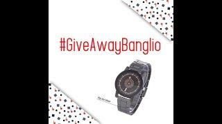 Concurso GiveAwayBanglio