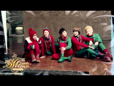 Santa U Are The One - 2011 SMTOWN_Santa U Are The One_Music Video Sung by Super Junior with HENRY&ZHOUMI ♬ Download on iTunes : http://itunes.apple.com/us/album/winter-the-warmest...