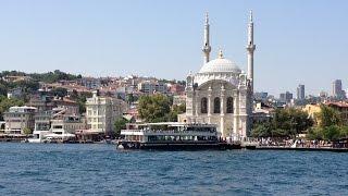 Video Istanbul Bosphorus Boat Tour - Turkey - Cruzeiro no Bósforo - Istambul MP3, 3GP, MP4, WEBM, AVI, FLV September 2018
