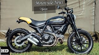 6. WOW AMAZING !!! 2018 Ducati Scrambler Full Throttle  spec & price
