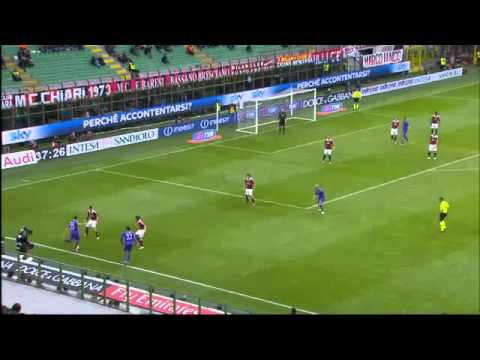 Milan-Fiorentina 1-3  SKY HD  11/11/12
