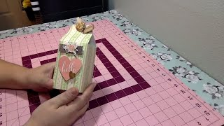 Treat Box Gift Box Tutorial. Milk Carton Treat Box. In this milk carton treat box easy diy, we use the We R Memory Keepers Gift Bag Punch Board to create this cute gift box! We will follow the directions to the punch board, then do a couple of adjustments here and a nip there and we are done! Get your We R Memory Keepers Gift Bag Punch Board here: http://amzn.to/2i9prBMCheck out Erica's Haul here: https://www.youtube.com/watch?v=1-AEAtCpg9UCHeck out Sandra's video here: https://www.youtube.com/watch?v=dSGiYnEEOVc#Familyfriendly #treatbox #tutorial #favorbox #giftbox #gablebox #bakersbox #milkcarton #milkbox #treatbox #treatbag