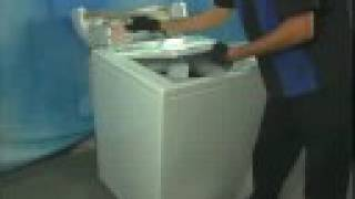 Whirlpool Direct Drive Washing Machine Cabinet Removal Video