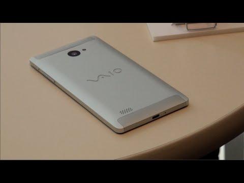 Vaio Phone Biz unveiled