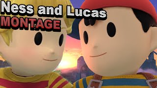 PK Okay a Ness and Lucas Montage