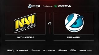 Na'Vi vs Luminosity, game 3