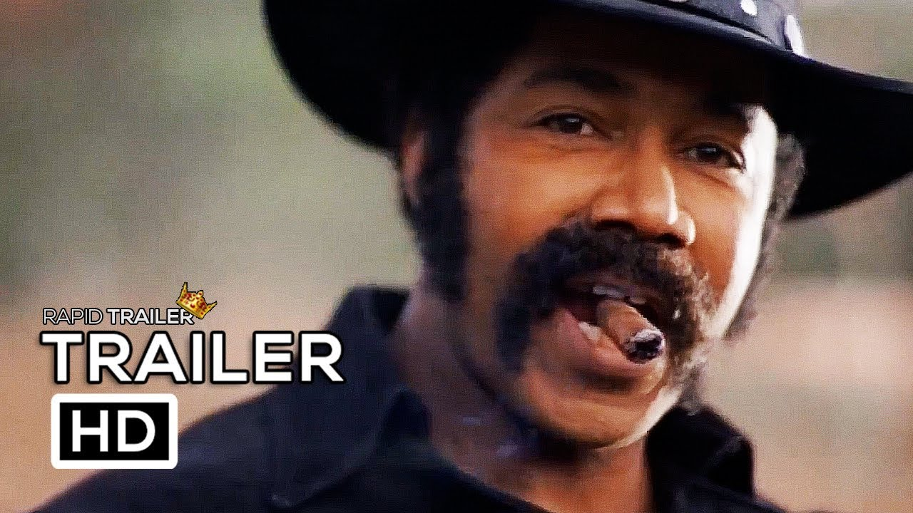 Michael Jai White is 'The Outlaw Johnny Black' in Action Comedy Western Follow-up to cult-classic parody Black Dynamite
