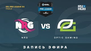 NRG vs OpTic Gaming - ESL Pro League Finals - de_cobblestone [yXo, Enkanis]