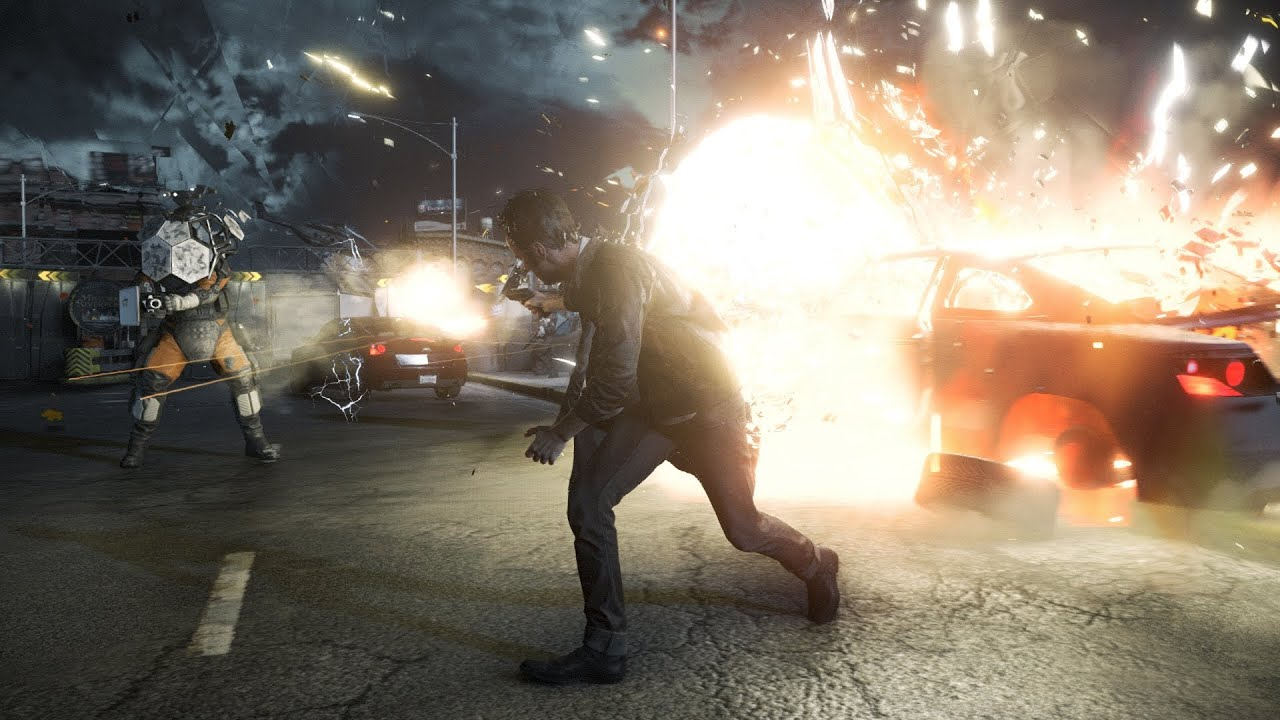 [Quantum Break] Gameplay Teaser