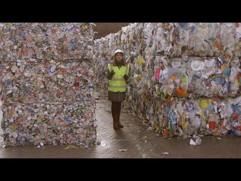«Κυκλική οικονομία»: Πως από σκουπίδια βγάζουμε «χρυσάφι» – real economy