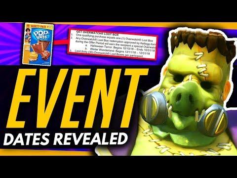 Overwatch | Next Event Dates REVEALED + News Roundup! (видео)