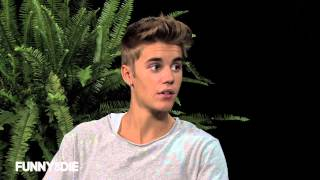 Between Two Ferns with Zach Galifianakis: Justin Bieber - YouTube