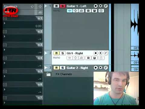 Audio Production Tips & Tricks – Guitar Panning Techniques