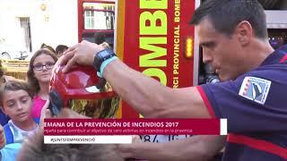 Semana de la Prevención de Incendios en Castellón (Consorcio)