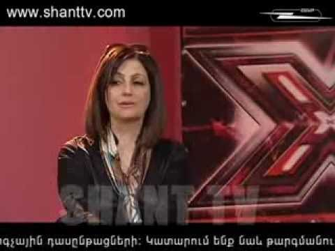 X Factor Armenia 2 Episode 94