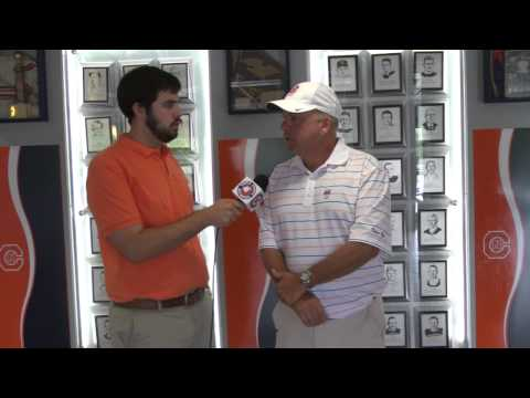 Carson-Newman Men's Golf: Randy Wylie 9-7-14