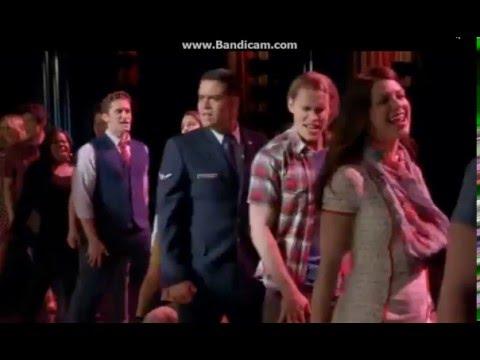 Glee - Don't Stop Believing (Season 5) Full Performance