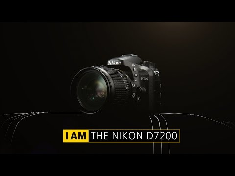 Nikon D7200: Product Tour