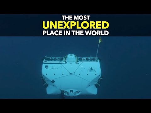 The Most Unexplored Place In The World
