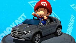 This video is not sponsored by the Mercedes GLA