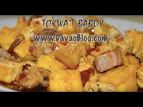 Tokwa't Baboy (Pork & Tofu)
