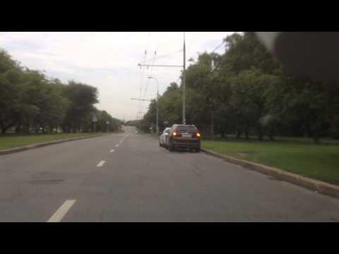 ДТП на Косыгина в Москве 03.08.2015 18+