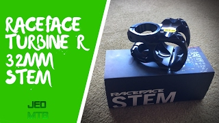 A quick look at a RaceFace Turbine R 35x32mm Stem.