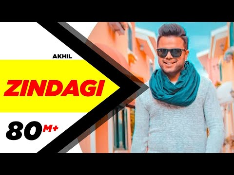 Zindagi (Full Video) | Akhil | Latest Punjabi Song 2017 | Speed Records