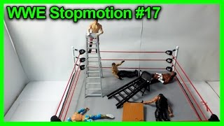 WWE Stopmotion & Tests #17