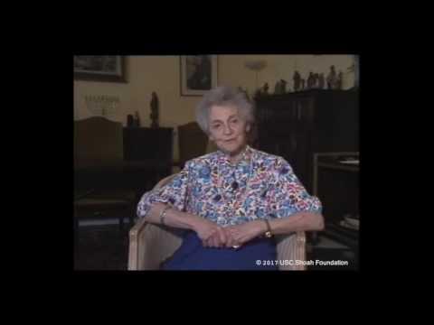 Liliane Klein, rescapée de la Shoah, décrit la résistance juive et le sauvetage d'enfants