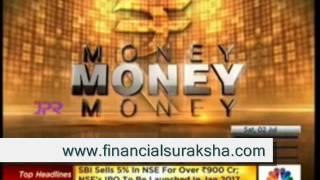 Life Insurance - CFP Harshvardhan Roongta On CNBC TV18  Money Money Money Show 02/07/2016