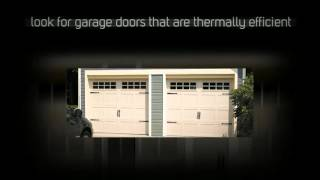 Alliance Garage Doors Youtube Video for Overhead Doors Sugar Land