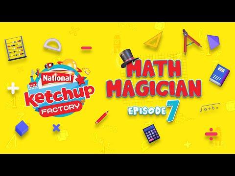 National Ketchup Factory- Episode 7 Math Magician