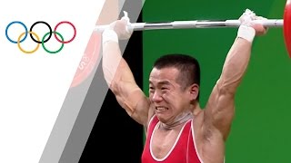 Top weightlifting faces
