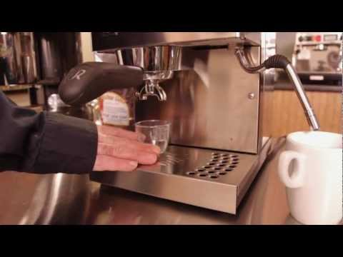 Make an Americano on Rancilio Silvia Espresso Machine from Whole Latte Love
