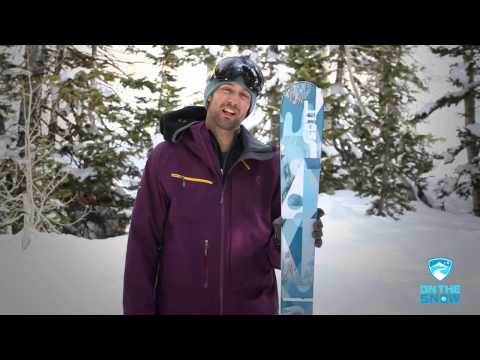2014 Scott Punisher Ski Overview