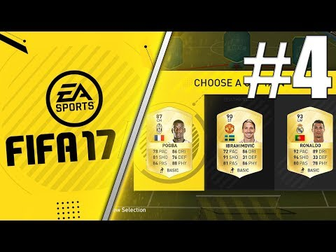 FIFA 17 | FUT DRAFT | KRŮČEK OD FINÁLE!!! | #4 | CZ/SK