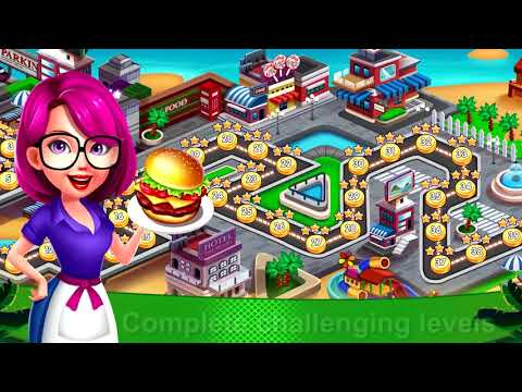 Chef Dash Cooking Adventure  - Download Free Game 2018